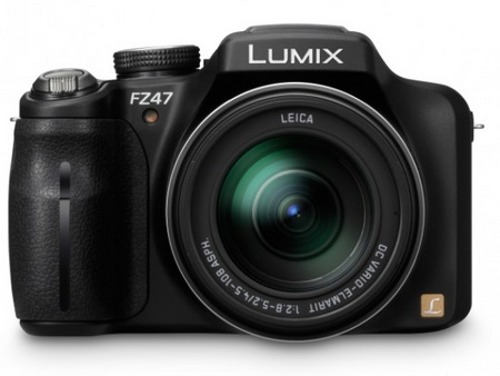 Panasonic LUMIX DMC-FZ47 Super-Zoom Camera with 24x Optical Zoom 1