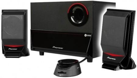 Pioneer S-MM751RU 2.1-Channel Computer Speaker System