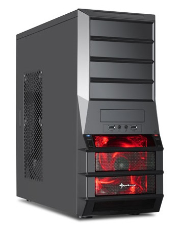 Sharkoon Vaya Mid-Tower Case