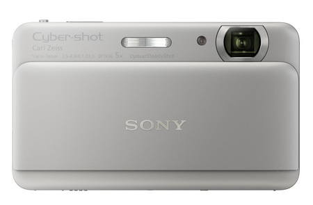 Sony Cyber-shot DSC-TX55 Ultra Thin Digital Camera silver