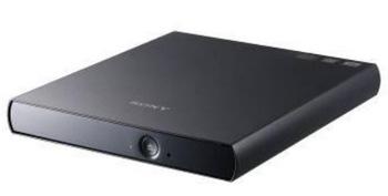 Sony DRX-S90U Slim Portable DVD Burner