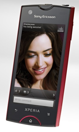 Sony Ericsson Xperia ray Android Phone with 8 Megapixel Exmor R Camera 4