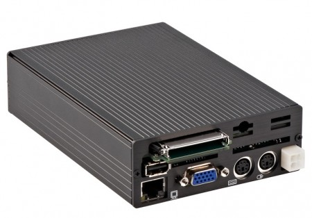 Stealth LPC-125LPM Low-powered Rugged Small Form Factor PC ports