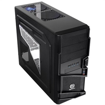 Thermaltake Commander MS-I Entry Level e-Sport Gaming Chassis 1
