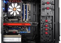 Thermaltake Commander MS-I Entry Level e-Sport Gaming Chassis