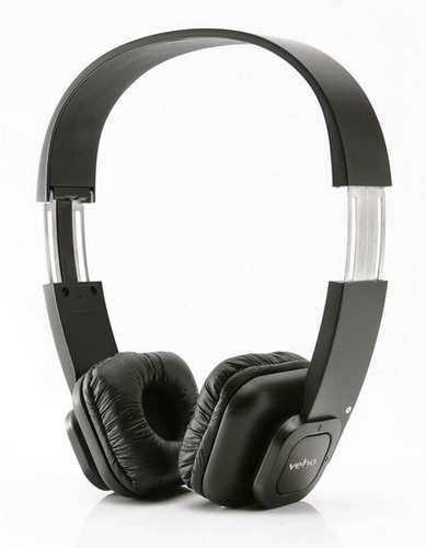 Veho VEP-004-BT Bluetooth Wireless Headphones 2