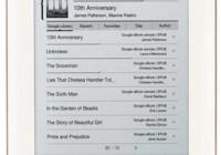 iRiver Story HD E-book Reader with Google eBooks Integration