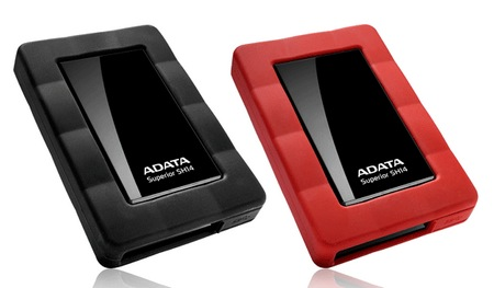 ADATA SH14 Rugged USB 3.0 Portable Hard Drive