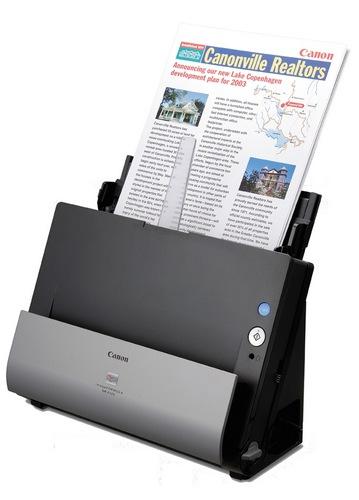 Canon imageFORMULA DR-C125 Document Scanner 1