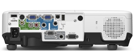 Epson PowerLite 1880 and 1850W Affordable Projectors for Corporate and Higher Education back
