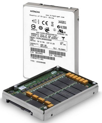 Hitachi Ultrastar SSD400M Enterprise MLC SSD 1