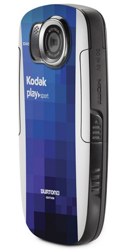 Kodak PLAYSPORT Zx5 BURTON Edition Video Camera 1