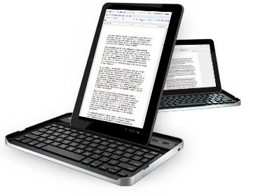 Logitech Keyboard Case for Galaxy Tab 10.1