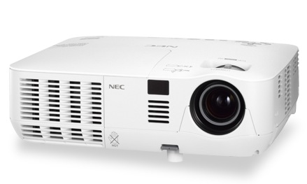 NEC NP-V300W Mobile Projector