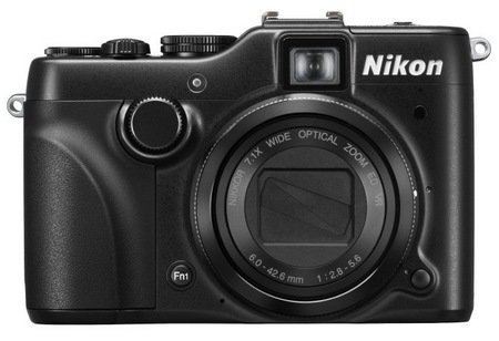 Nikon CoolPix P7100 Prosumer Digital Camera front