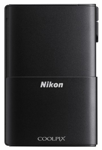 Nikon CoolPix S100 Compact Camera with 3.5-inch OLED Touchscreen black