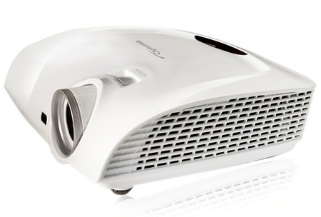 Optoma HD33 Full HD 3D Home Theater Projector angle 1