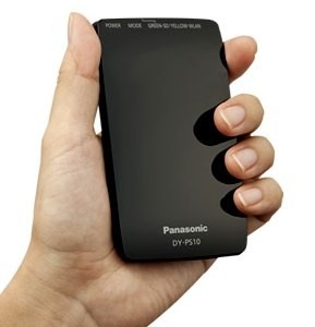 Panasonic DY-PS10 Pocket Server Stream Media Wirelessly to iPhone and iPod touch