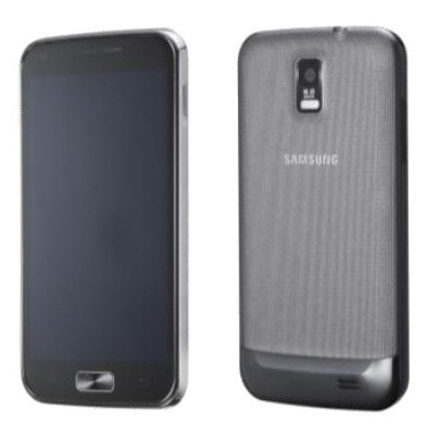 Samsung Celox Surfaces, a Galaxy S II with LTE