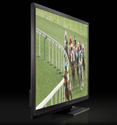Sharp Elite LED LCD HDTVs left