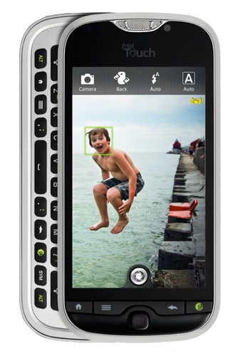 T-Mobile myTouch 4G Slide Android Smartphone 2