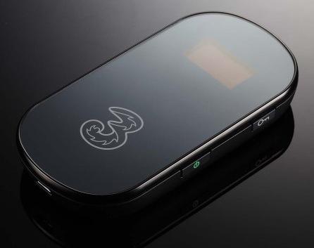 Three UK Huawei E586 HSPA+ Mobile Hotspot 1