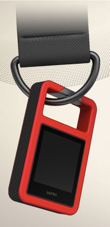 WIMM Wearable Platform Release Belt clip concept