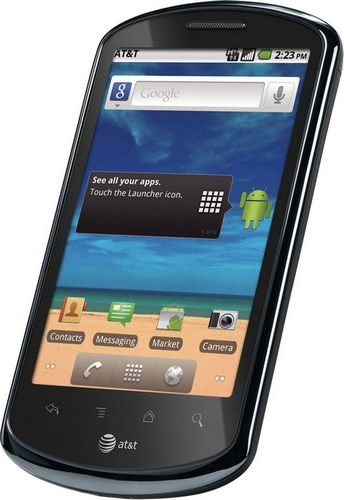 AT&T Huawei Impulse 4G Android Smartphone