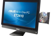 Asus ET2210, ET2410, and ET2700 All-in-One PCs