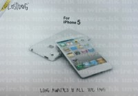 Bluetrek's PR Documents shows an iPhone 5 (Not only case) 1
