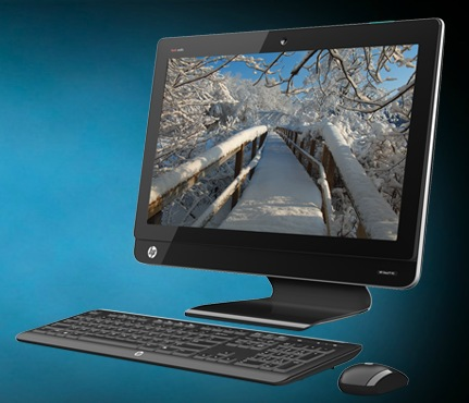HP Omni 220 All-in-one PC