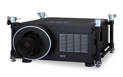 NEC NP-PH1000U 3-Chip DLP Projector
