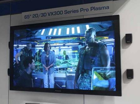 Panasonic TH-65VX300U Professional Plasma Display