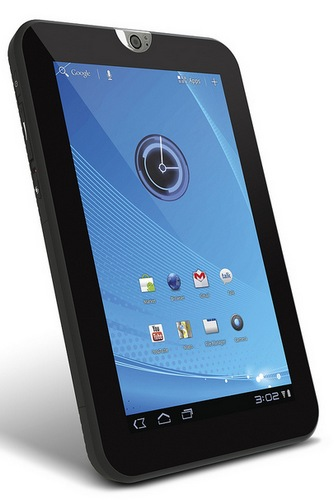 Toshiba Thrive 7-inch Tablet runs Android 3.2 with Tegra 2 2