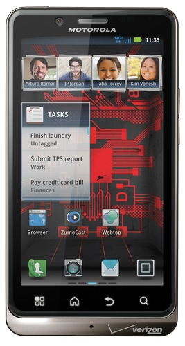 Verizon Motorola DROID BIONIC Released