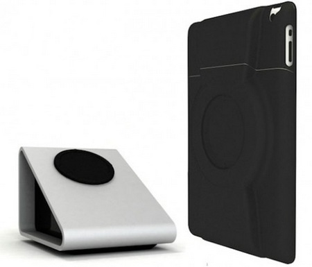 iPort LaunchPort iPad Inductive Charging Wall Mount System