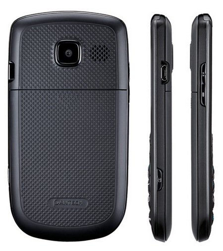 AT&T Pantech Link II QWERT Messaging Phone with BrewMP