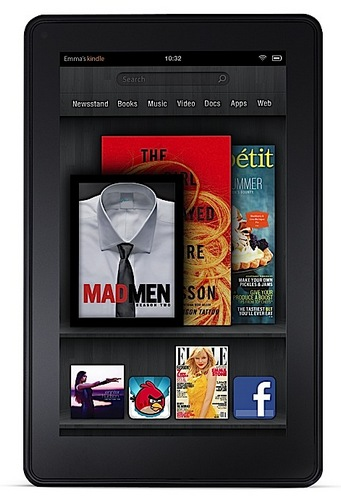 Amazon Kindle Fire 7-inch Tablet 1