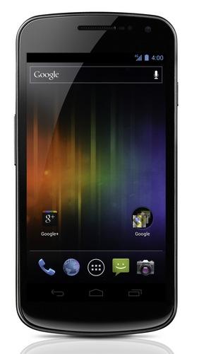 Google Samsung Galaxy Nexus Android 4.0 Smartphone 2