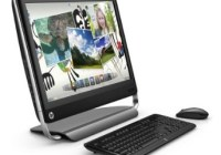 HP TouchSmart 520xt, 520t and 520z All-in-one PCs