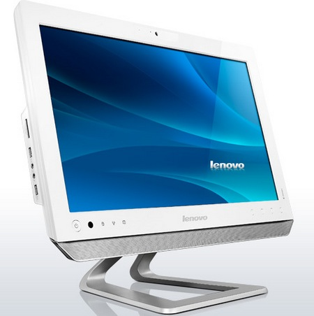 Lenovo C325 All-in-one PC white