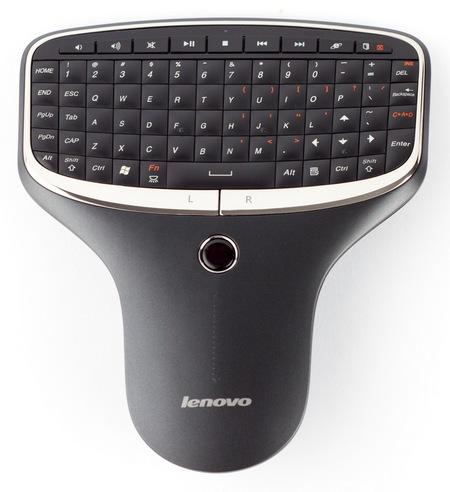 Lenovo N5902 Multimedia Remote with Backlit Keyboard