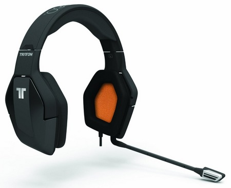 Mad Catz Tritton Detonator Stereo Headset for XBox 360