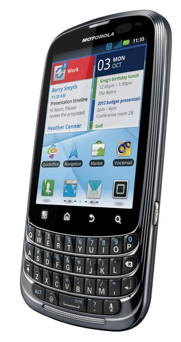 Motorola ADMIRAL Android Smartphone with Sprint Direct to Connect