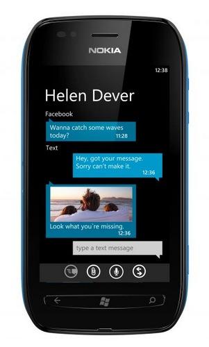 Nokia Lumia 710 Windows Phone 7.5 Smartphone