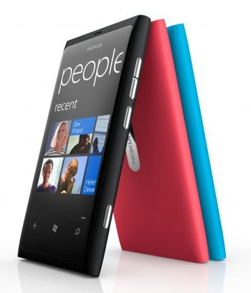 Nokia Lumia 800 Windows Phone 7.5 Smartphone 1