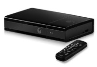 Seagate GoFlex Cinema Multimedia Drive supports HD Playback