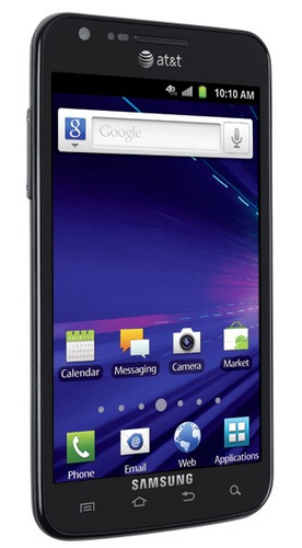 AT&T Samsung Galaxy S II Skyrocket LTE 4G Android Smartphone