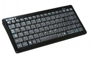 AVS GEAR ZIPPY BT-500 Bluetooth Compact Wireless Keyboard