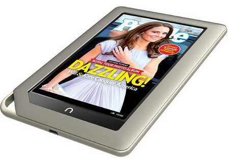 B&N NOOK Tablet with Dual-Core CPU and IPS Touchscreen 1